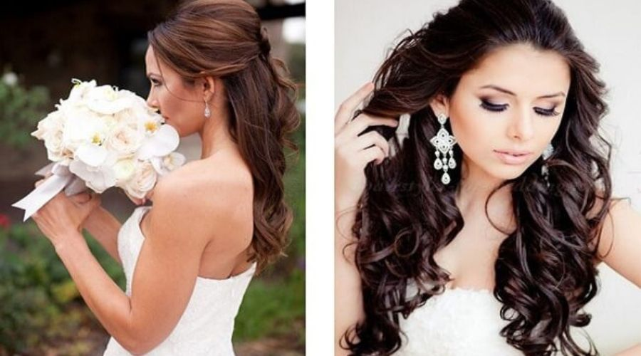 50 Best Wedding Hairstyles For Girls 2020 Images Video