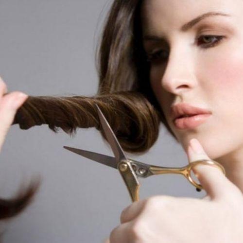 Haircutting tips