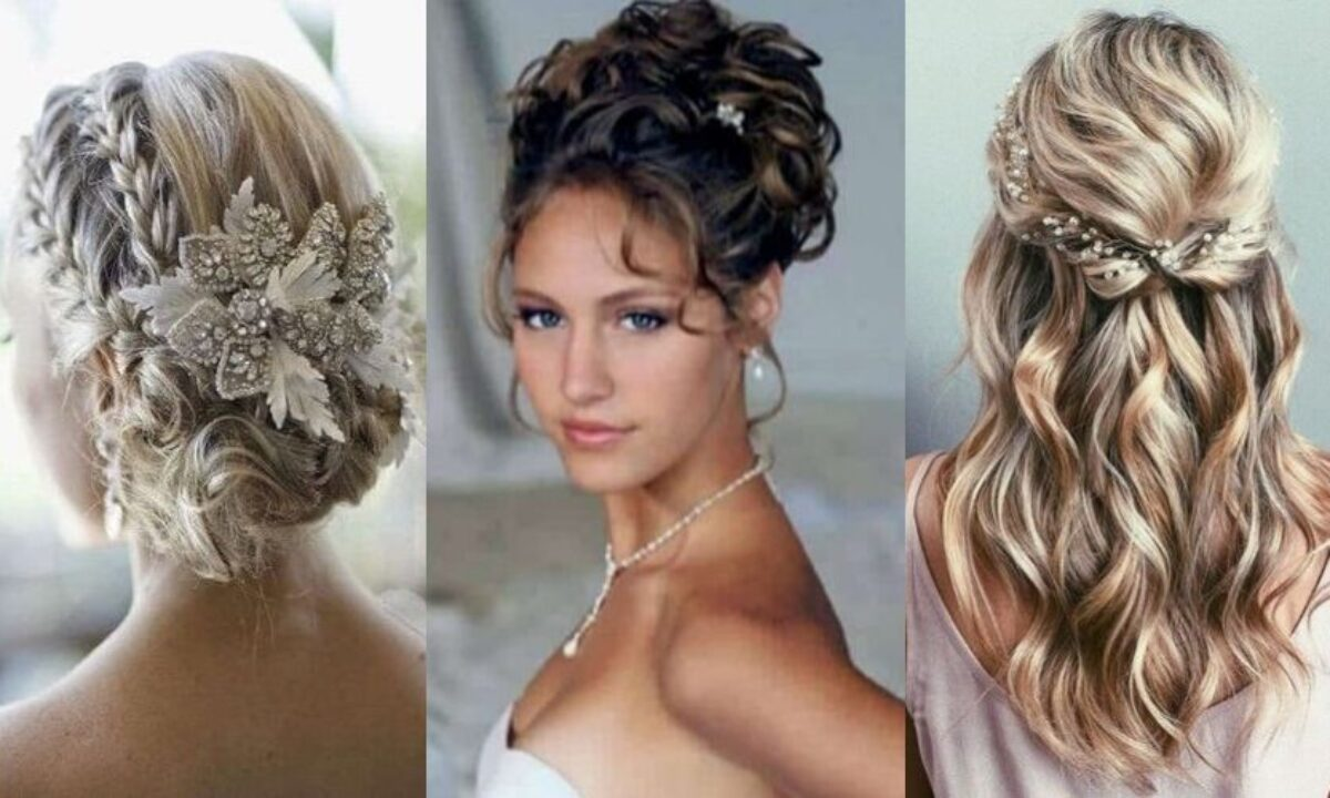 50 Best Wedding Hairstyles For Girls 2020 [Images+VIDEO]
