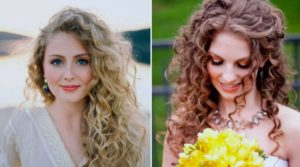 the wedding hairstyles
