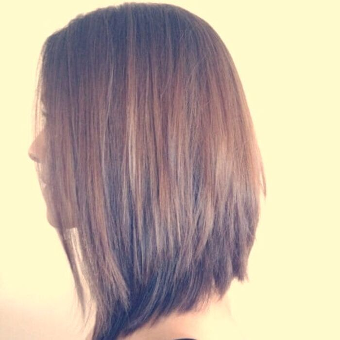 medium length bob hairstyles for thick hair