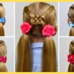 Easy And Cute Hairstyles For Little Girls