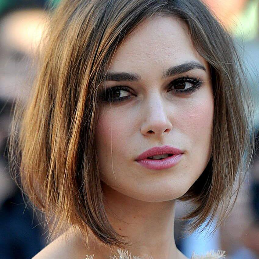 short haircuts for square faces