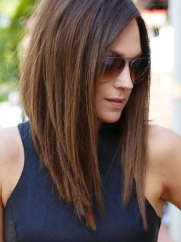 hair cutting style for female