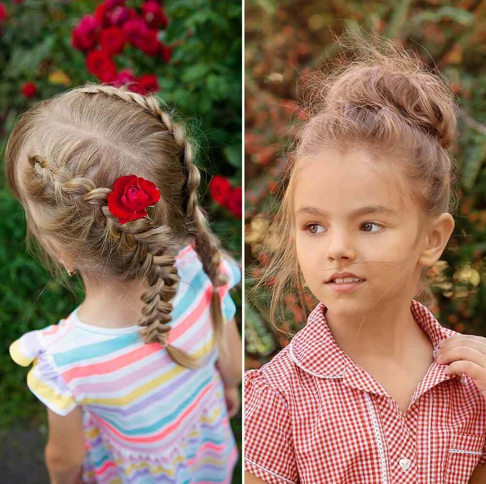 little girl hairstyles with braids