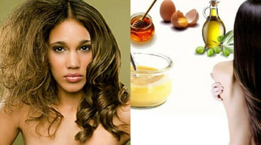 dry hair natural treatments