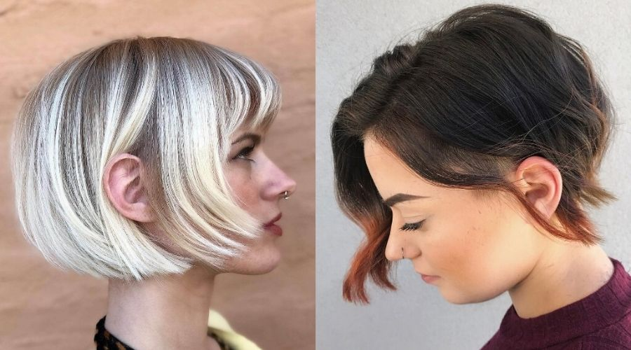 bob haircut for girls