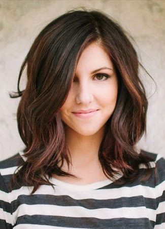 Loose hairstyles for women