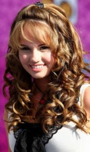 kids hairstyle for curly hair