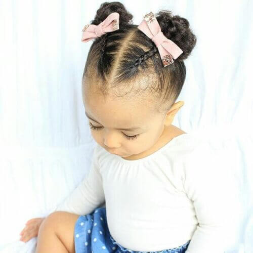 hairstyle for baby girl