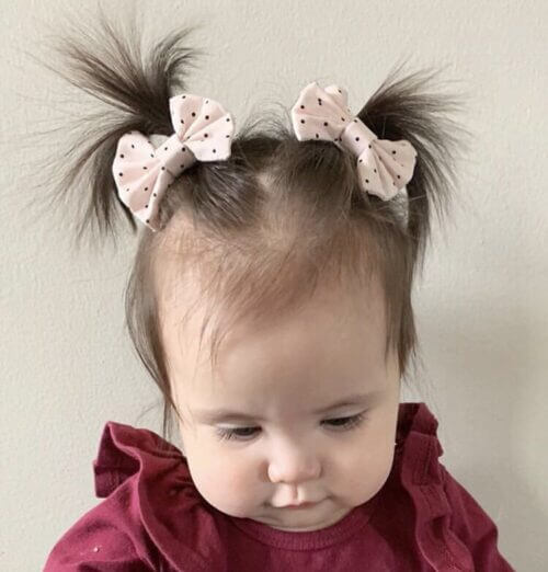 9 month old baby girl hairstyles