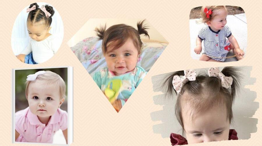 baby girl hairstyles 2020