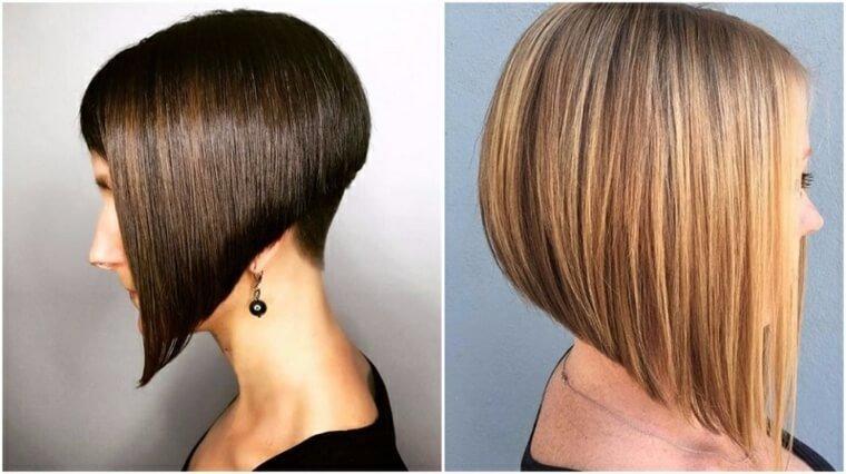 Modern types of bob cuts