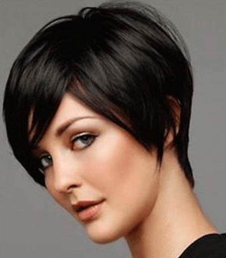 easy short hair hairstyle