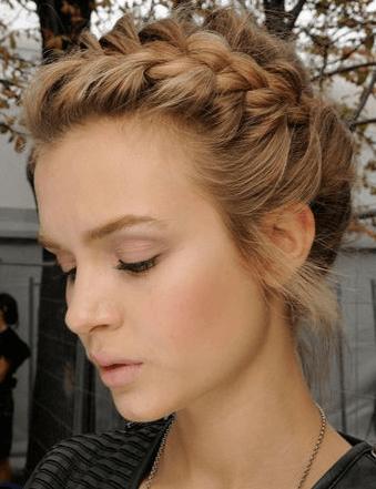 headband hairstyle for girls 2021