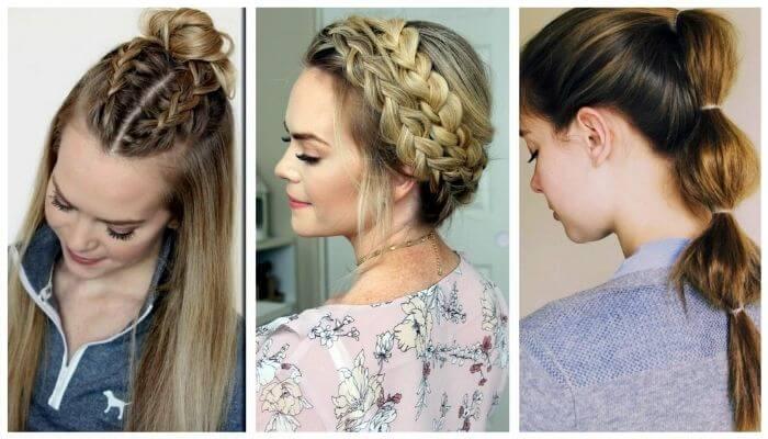 Easy short hair hairstyles